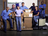 Pick n Pack, Fulfillment, Product Samples, Show Kits, Promotion Fulfillment, Warehouse, Storage